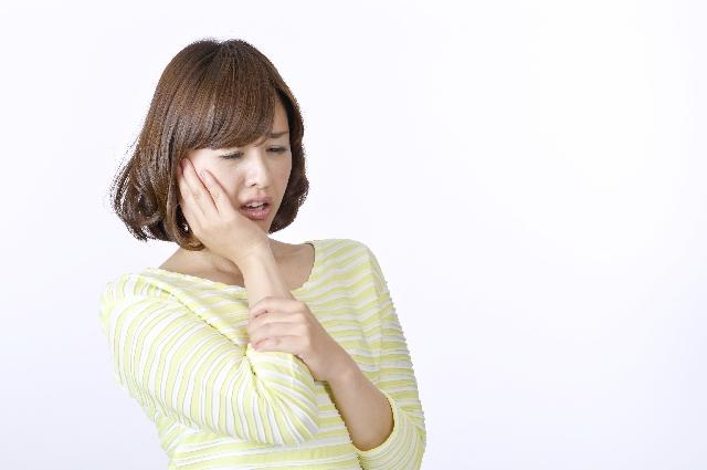 ホワイトニング痛み