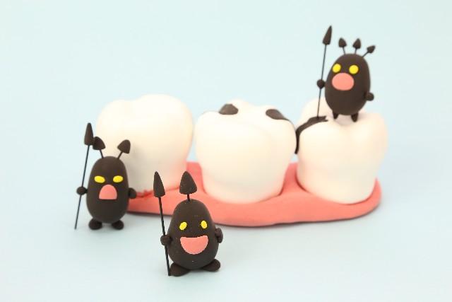 虫歯の進行と治療