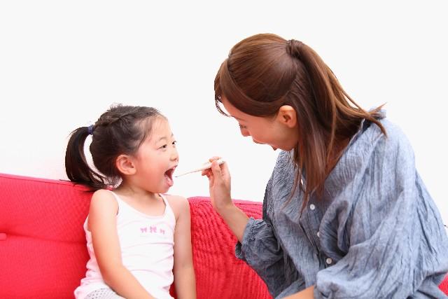 乳歯の歯磨き方法