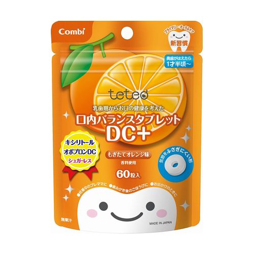 コンビ テテオ 口内バランスタブレット DC+
